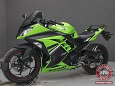 2014 Kawasaki Ninja 300 for sale 200579544