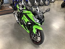 2014 Kawasaki Ninja 300 for sale 200580199