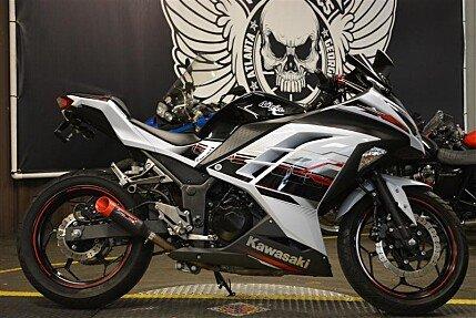 2014 Kawasaki Ninja 300 Motorcycles for Sale - Motorcycles on Autotrader