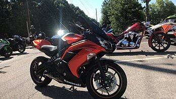 2014 Kawasaki Ninja 650 for sale 200593548