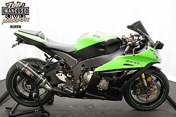 2014 Kawasaki Ninja ZX-10R for sale 200438264