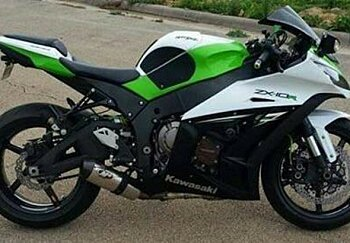 2014 Kawasaki Ninja ZX-10R for sale 200477226