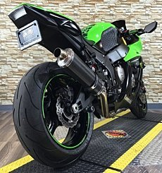 2014 Kawasaki Ninja ZX-10R for sale 200463027