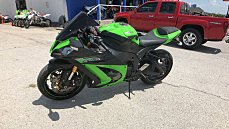 2014 Kawasaki Ninja ZX-10R for sale 200590466
