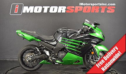 2014 Kawasaki Ninja ZX-14R for sale 200598385