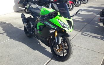 2014 Kawasaki Ninja ZX-6R for sale 200417035