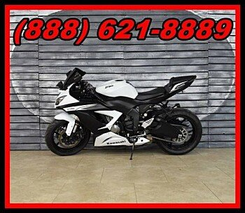 2014 Kawasaki Ninja ZX-6R for sale 200639215