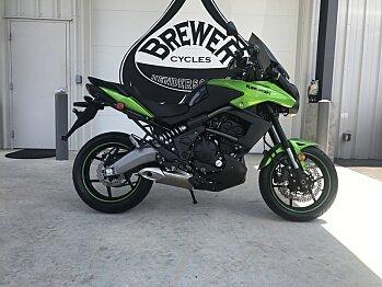 2014 Kawasaki Versys for sale 200482859