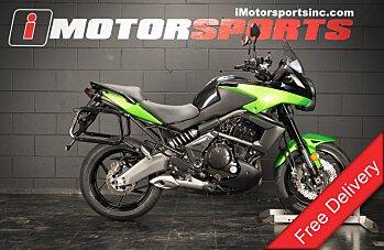 2014 Kawasaki Versys for sale 200515823