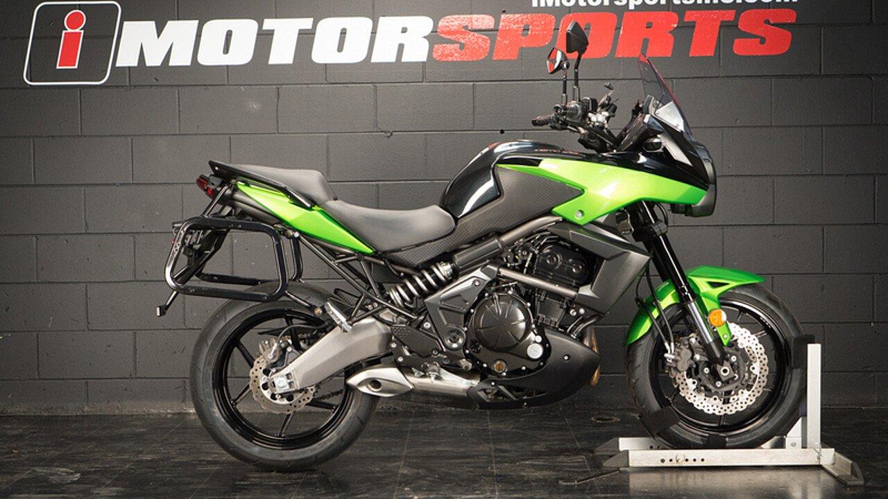 2014 Kawasaki Versys for sale 200550004