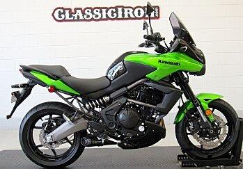 2014 Kawasaki Versys for sale 200615597