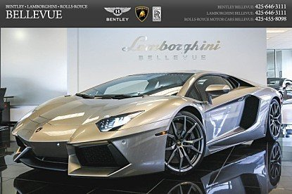 2014 Lamborghini Aventador LP 700-4 Coupe for sale 100768358