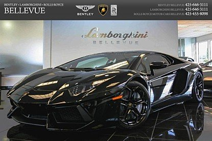 2014 Lamborghini Aventador LP 700-4 Coupe for sale 100768359