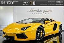 2014 Lamborghini Aventador LP 700-4 Roadster for sale 100778294