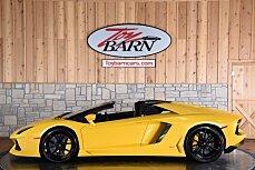 2014 Lamborghini Aventador LP 700-4 Roadster for sale 100987952