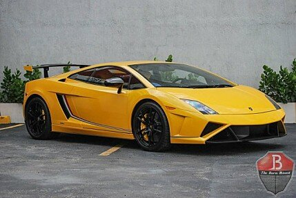 2014 Lamborghini Gallardo LP 570-4 Coupe for sale 100822088