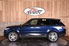2014 Land Rover Range Rover Sport Supercharged for sale 100832902