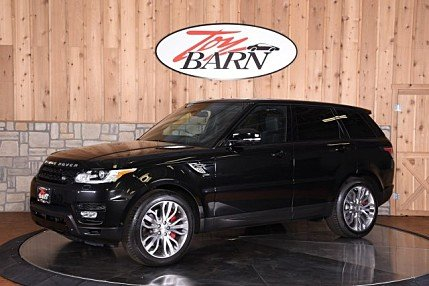 2014 Land Rover Range Rover Sport Supercharged for sale 100832909