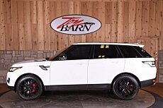 2014 Land Rover Range Rover Sport Autobiography for sale 100845607