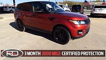 2014 Land Rover Range Rover Sport Supercharged for sale 100926790