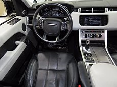2014 Land Rover Range Rover Sport Supercharged for sale 100885015