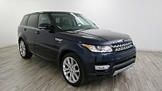 2014 Land Rover Range Rover Sport Supercharged for sale 100895570