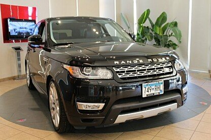 2014 Land Rover Range Rover Sport Supercharged for sale 100927205