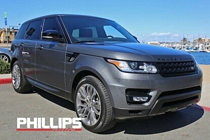 2014 Land Rover Range Rover Sport Supercharged for sale 100958776