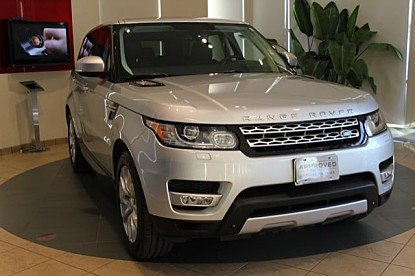 2014 Land Rover Range Rover Sport for sale 100960871