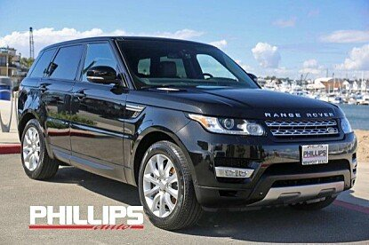 2014 Land Rover Range Rover Sport Supercharged for sale 100967839