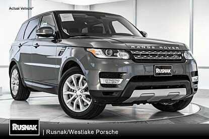 2014 Land Rover Range Rover Sport Supercharged for sale 101040183