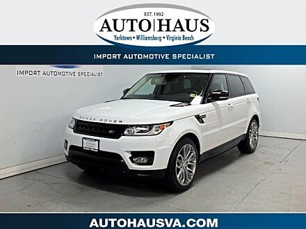 2014 Land Rover Range Rover Sport Supercharged for sale 101048195