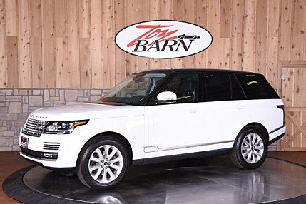 2014 Land Rover Range Rover HSE for sale 100835716