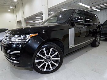 2014 Land Rover Range Rover Long Wheelbase Autobiography for sale 100925650