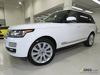 2014 Land Rover Range Rover Supercharged for sale 100942299