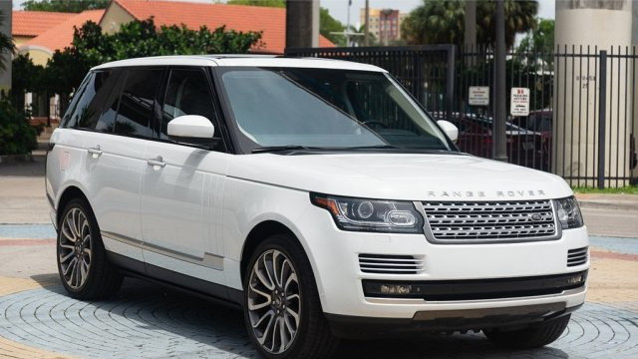 2014 Land Rover Range Rover Autobiography for sale 101005024