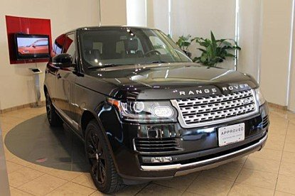 2014 Land Rover Range Rover HSE for sale 100850189