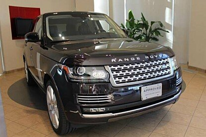 2014 Land Rover Range Rover Autobiography for sale 100868698