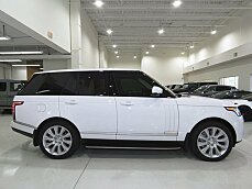 2014 Land Rover Range Rover Supercharged for sale 100904400