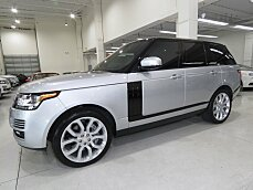 2014 Land Rover Range Rover Supercharged for sale 100904404