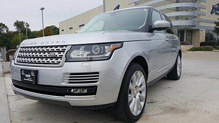 2014 Land Rover Range Rover Supercharged for sale 100911188