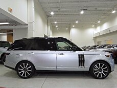 2014 Land Rover Range Rover Long Wheelbase Autobiography for sale 100911342