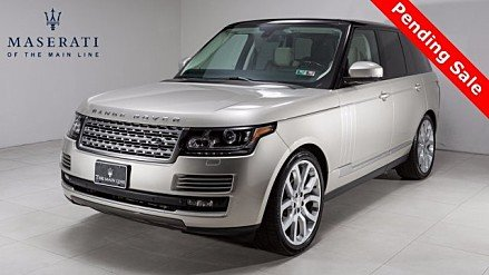 2014 Land Rover Range Rover HSE for sale 100913163
