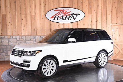 2014 Land Rover Range Rover Supercharged for sale 100916689