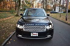 2014 Land Rover Range Rover Long Wheelbase Supercharged for sale 100919139