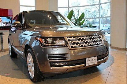 2014 Land Rover Range Rover HSE for sale 100929083