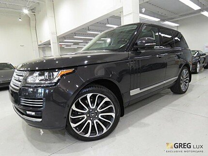 2014 Land Rover Range Rover Autobiography for sale 100953647