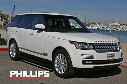2014 Land Rover Range Rover HSE for sale 100954099