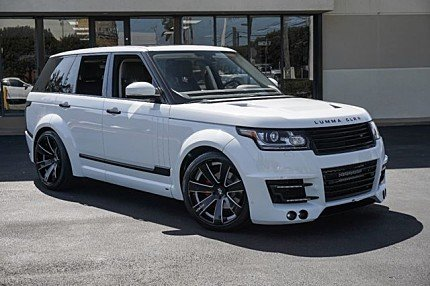 2014 Land Rover Range Rover HSE for sale 100979201