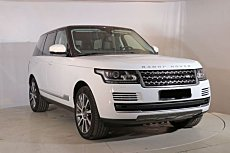 2014 Land Rover Range Rover HSE for sale 101053847